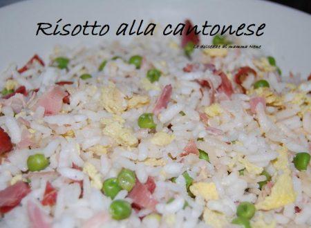 RISOTTO ALLA CANTONESE