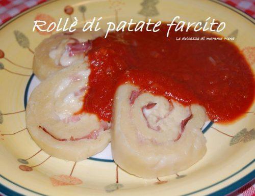 ROLLE' DI PATATA FARCITO
