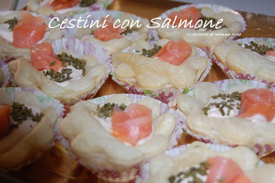 Ricette con salmone affumicato e pasta sfoglia