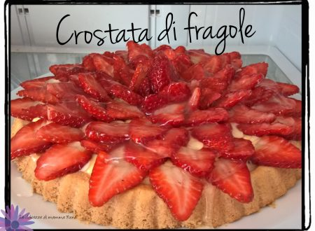CROSTATA DI FRAGOLE
