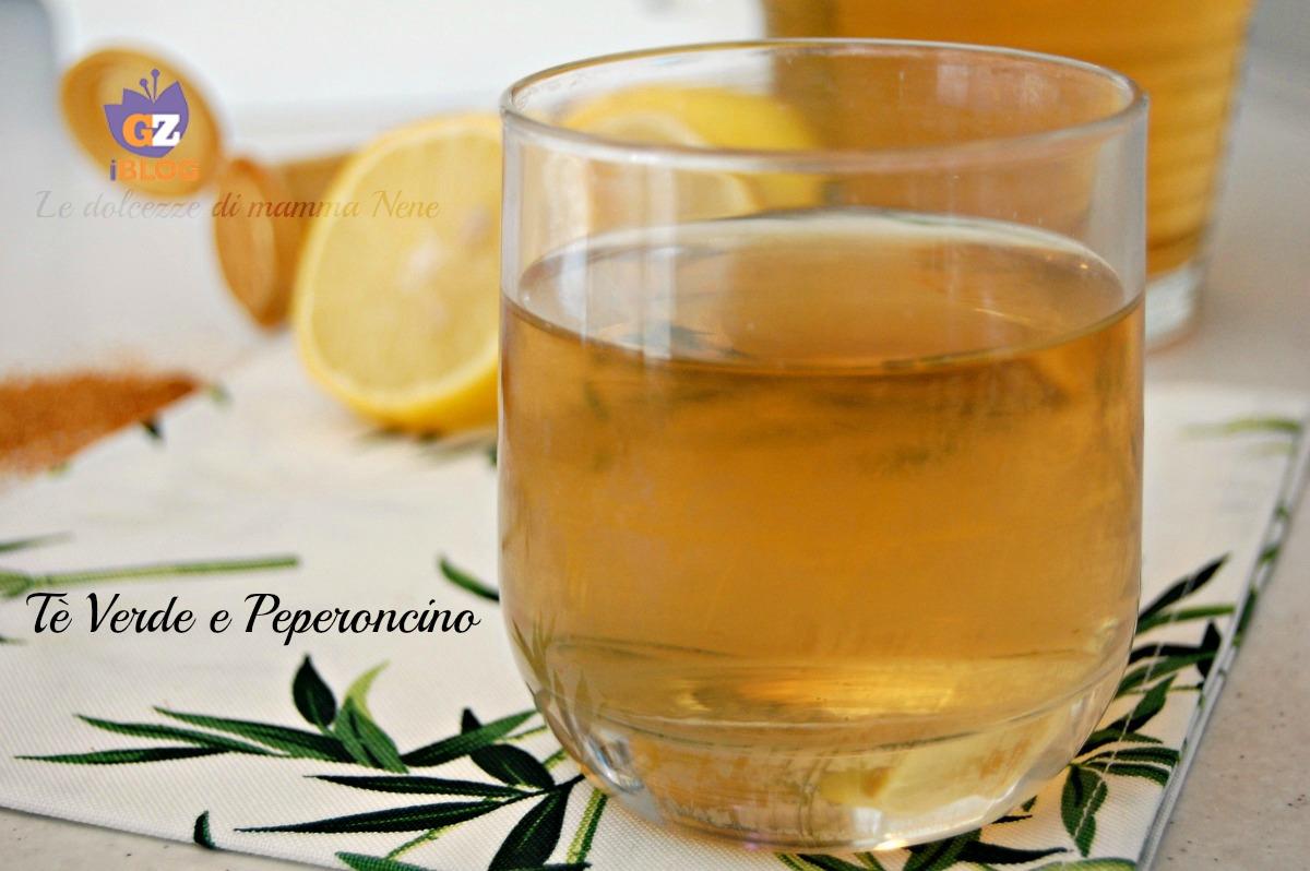 perdita di peso del tè verde dieta cinese