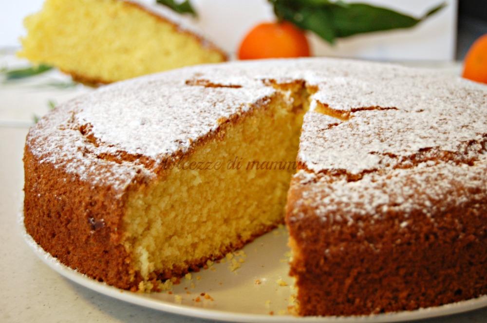 Ricetta torta di arance bimby