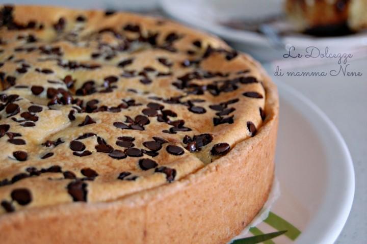 torta mascarpone e pere