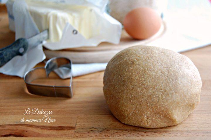 Pasta Frolla al Farro