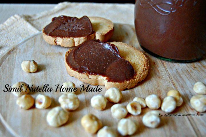 Crema Nocciole e Cioccolato