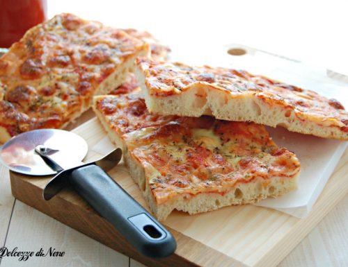 IMPASTO BASE PER LA PIZZA