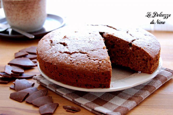 Torta Cioccolato al Latte