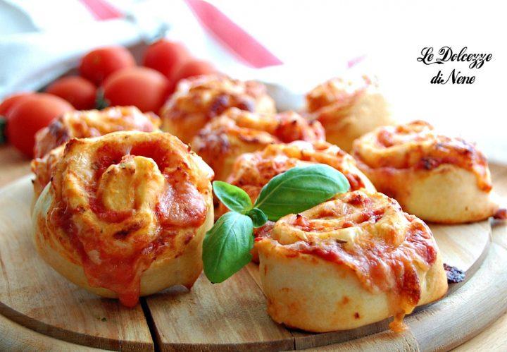Girelle alla pizza
