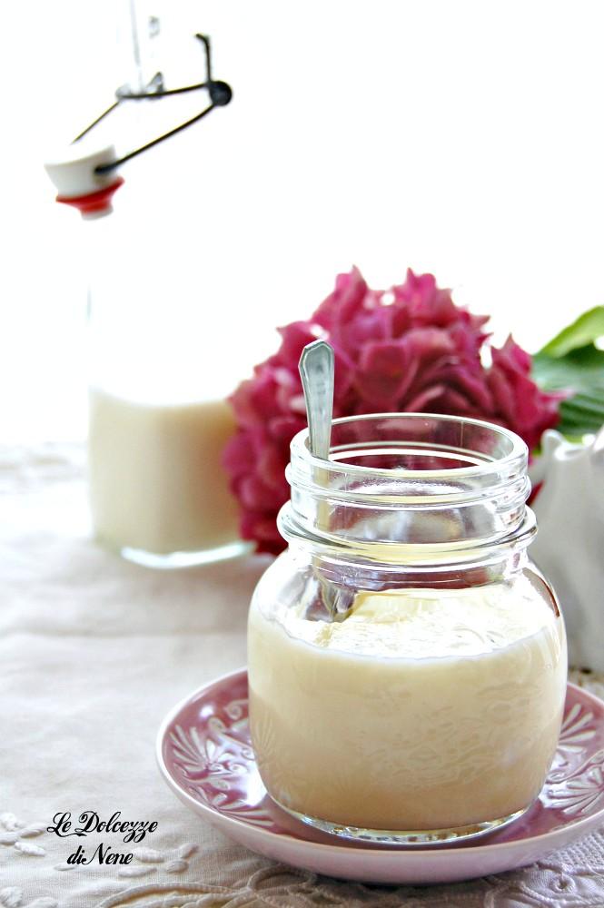 Budino al latte