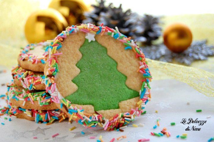Biscotti Albero di Natale
