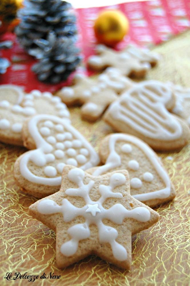 biscotti con cannella e limone