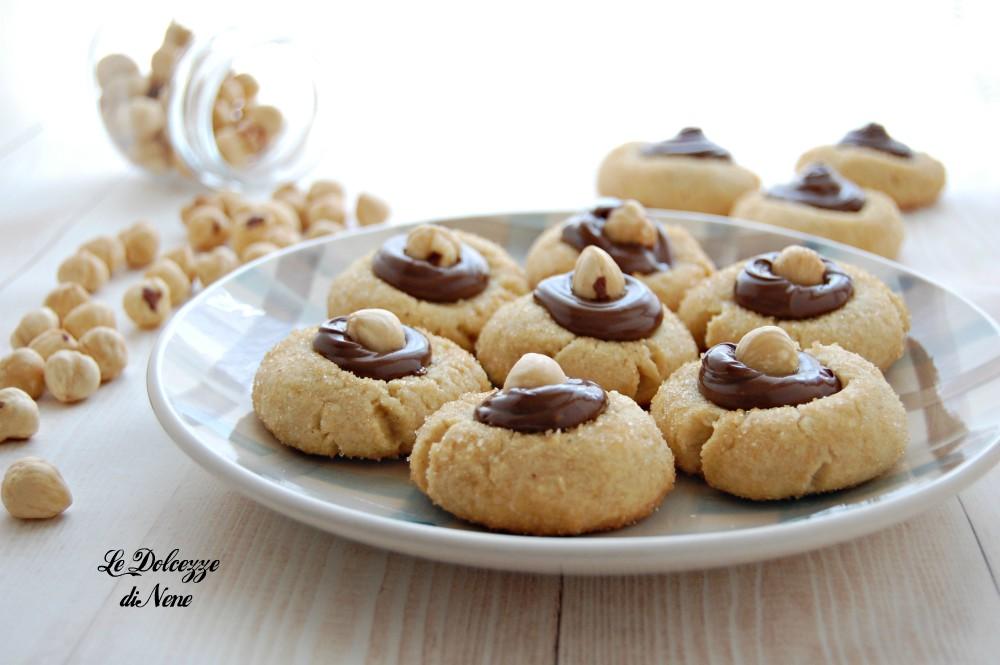 biscotti nocciotelli