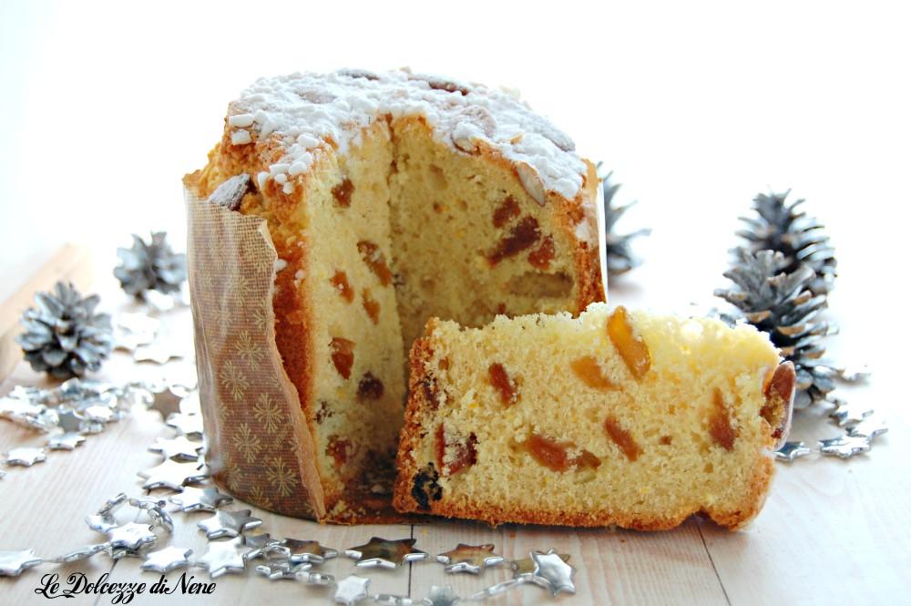 torta finto panettone