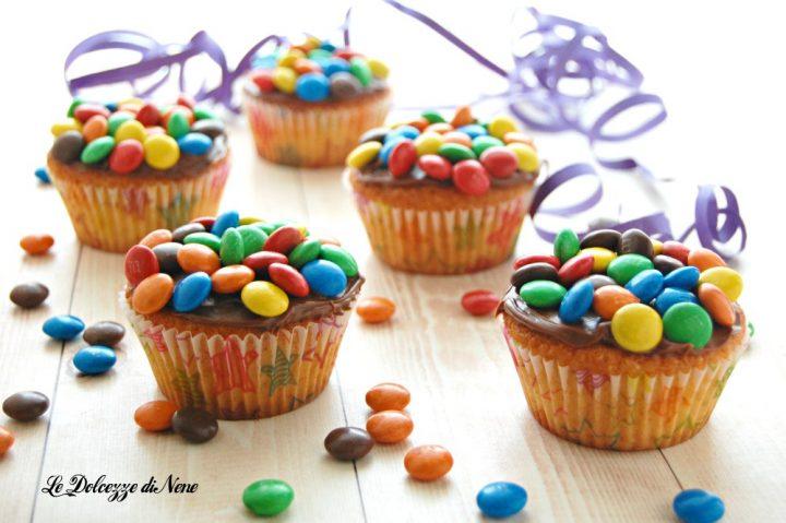 Muffin coriandoli