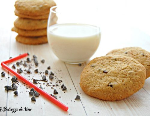 COOKIES (CHOCOLATE CHIP COOKIES)