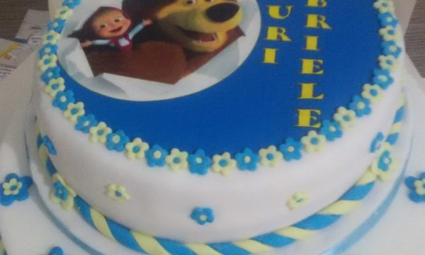 Torta Decorata in pdz