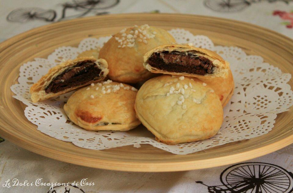 Pan di Stelle in Sfoglia