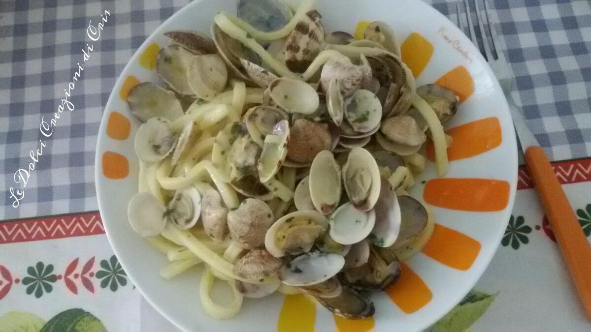Scialatielli ai frutti di mare