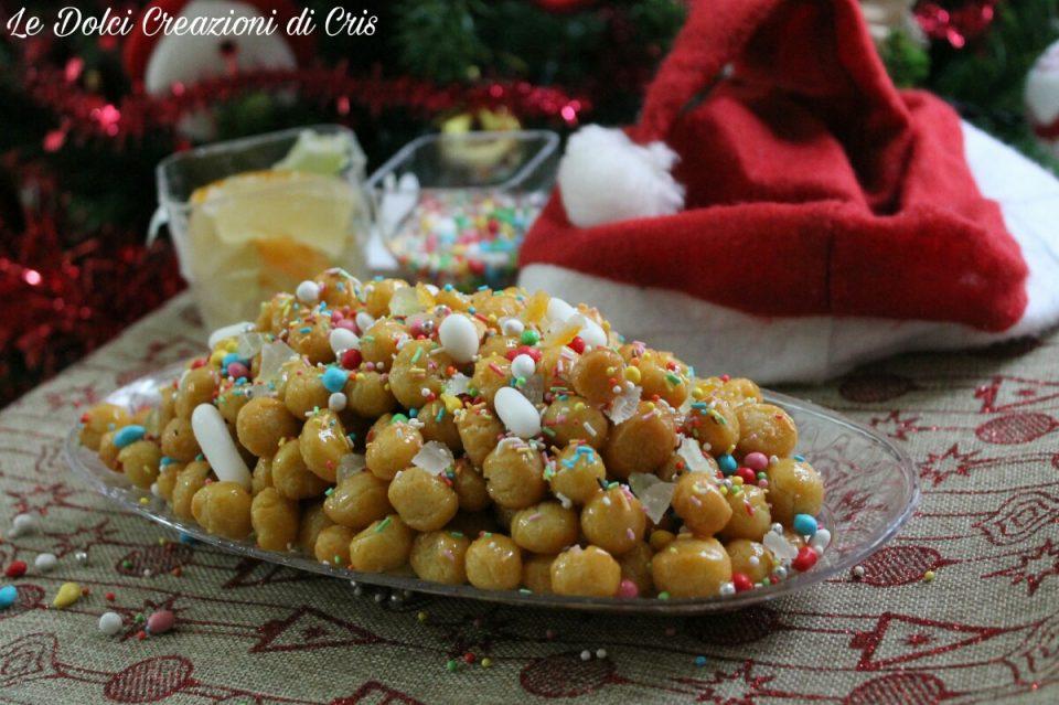 Struffoli Napoletani, l'oro del Natale