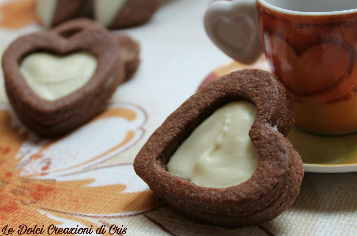 Cuori di cacao e cioccolato bianco, per un San Valentino super dolce
