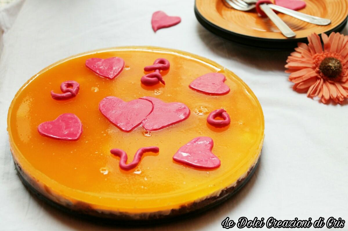 Torta Fredda My Love,  vincitrice contest di San Valentino
