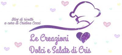 Le Creazioni Dolci e Salate di Cris