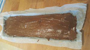 torta brownie al mascarpone