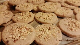 biscotti alle castagne e nocciole