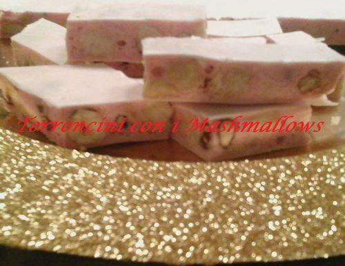 Torroncini di Marshmallow