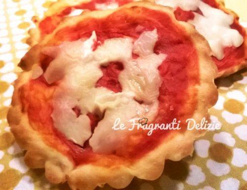 Margherite di pizza