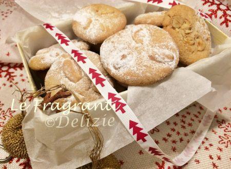 Biscotti speziati alla frutta secca