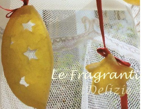 Frutta caramellata ricetta natalizia
