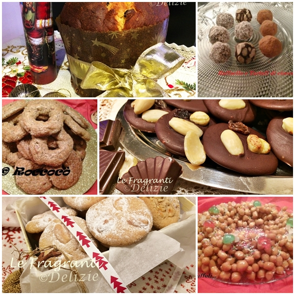Speciale dolci di Natale