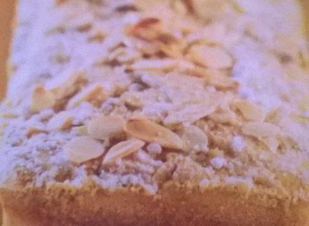 Cake di zucca e mandorle agli amaretti