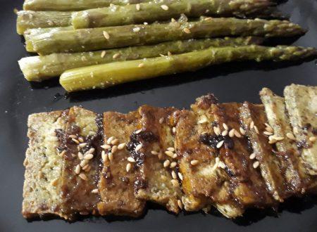 Tofu Teriyaki in padella