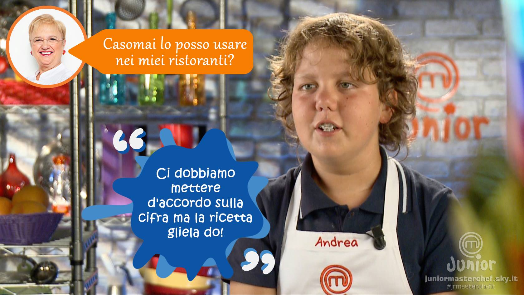 Junior Masterchef Italia Puntata 2