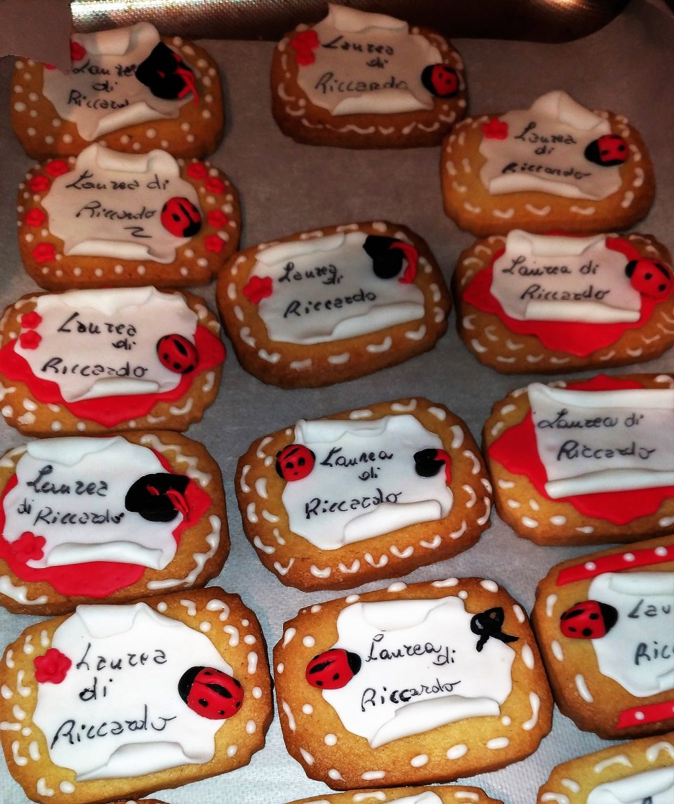 biscotti laurea