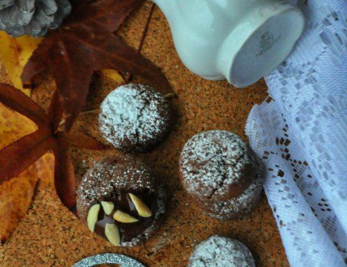 Biscotti ricchi al cioccolato