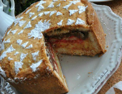 Torta Zuppa inglese al forno