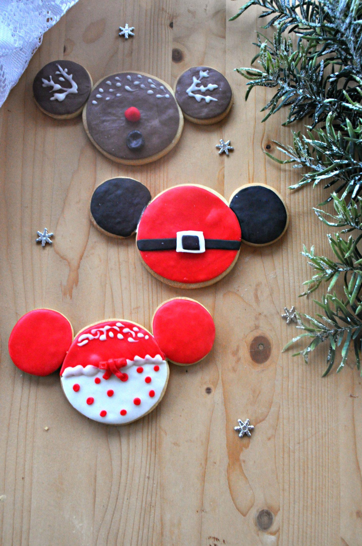 Biscotti divertenti decorati