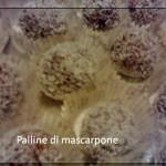 Palline di mascarpone