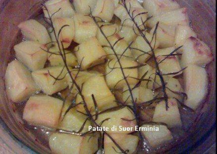 Patate di Suor Erminia