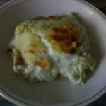 Lasagne di crespelle alle zucchine