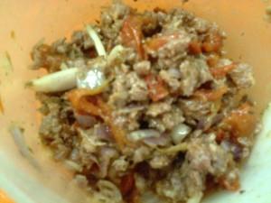 Fataya di carne