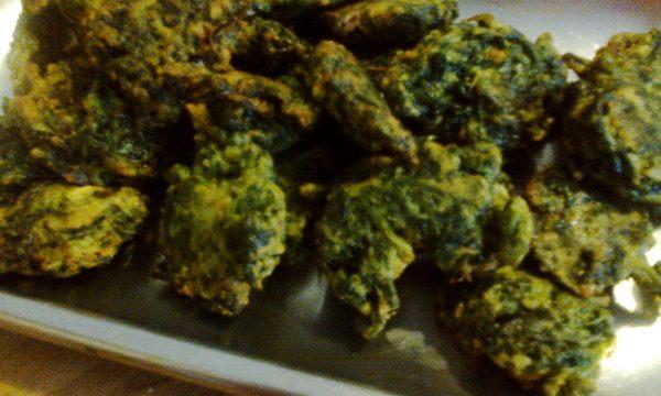 Pepite di spinaci