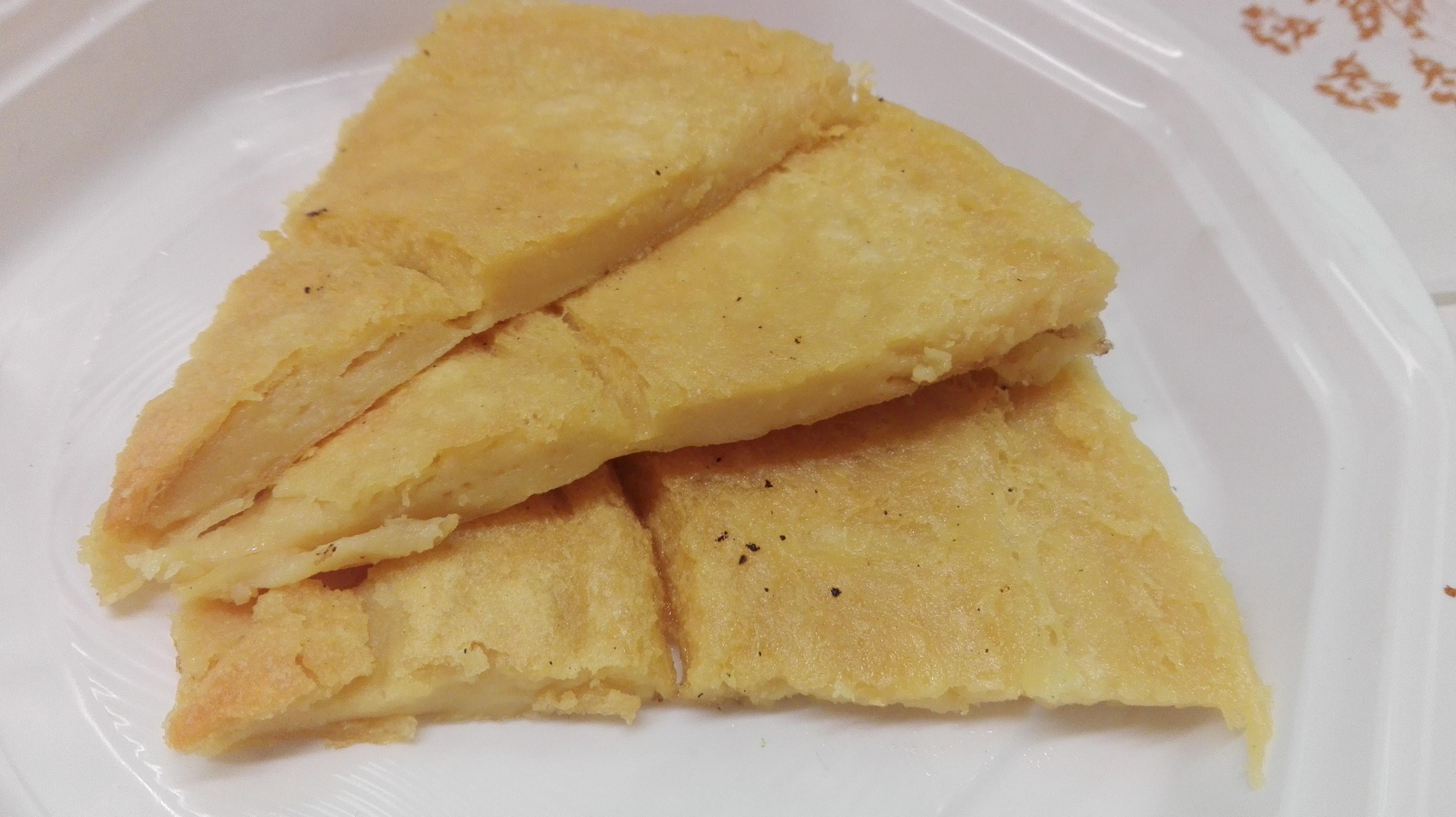 Farinata di ceci al microonde ricetta ed ingredienti dei - Forno tradizionale e microonde insieme ...