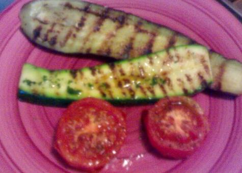 Verdure Light alla piastra e al forno