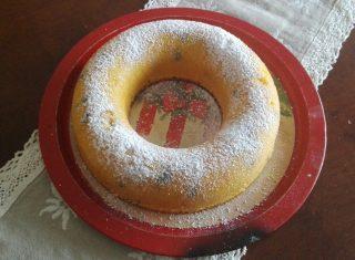 Ciambella romagnola con farina di mais