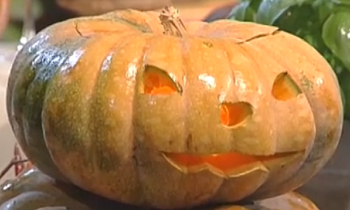Zucca di Halloween come realizzarla
