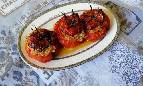 Pomodori ripieni gratinati